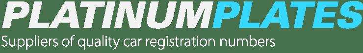 Platinum Plates logo